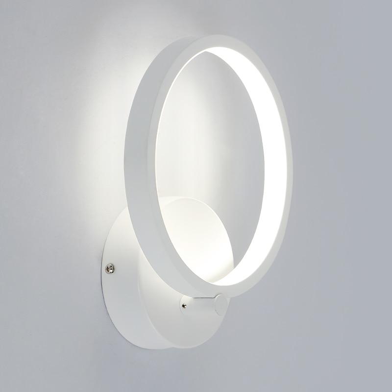 20 Cm 12 Watt Moderne Führte Leuchte Wandleuchten Für Schlafzimmer Studie  Wohnzimmer Balkon Acryl Dekoration Führte Wandleuchte Lampe Leuchte