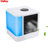 UKLISS Mini Fans Air Cooler and Humidifier Portable Air Conditioners for Office or Dorm Rooms Air Purifier Humidifier