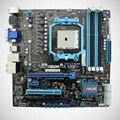 Para asus f2a85-m a85x fm2 a85 motherboard sata3 ddr3 pci-e 2.0 100% testado todas as características normais frete grátis