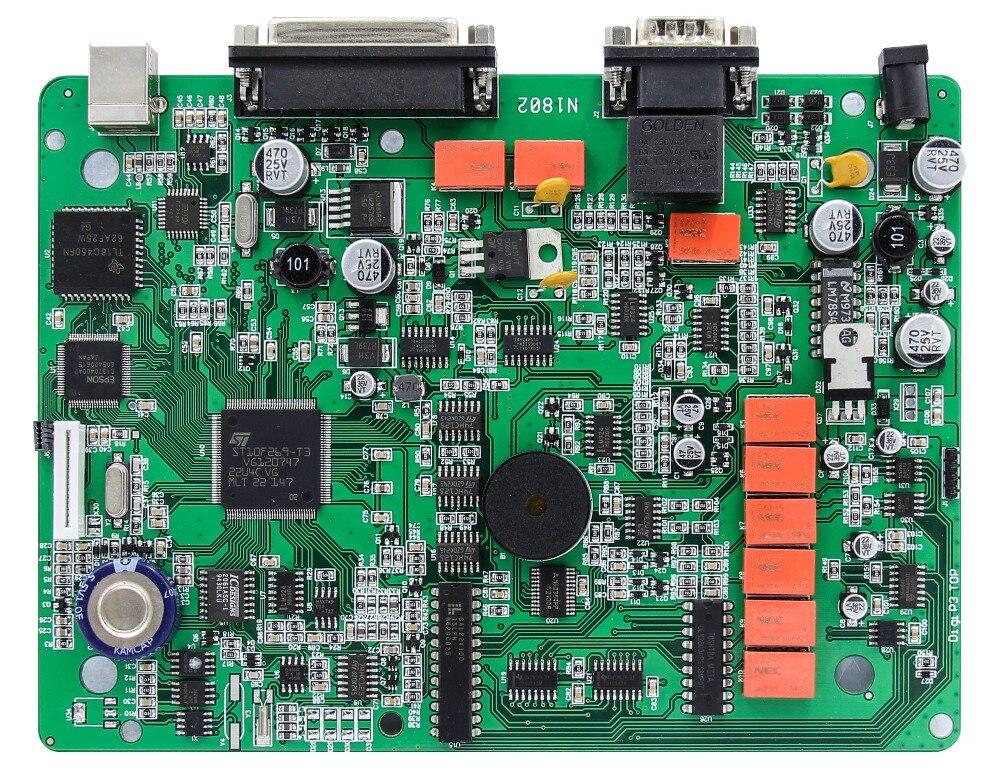 Image 3 - Free DHL Digiprog III V4.94 Digiprog3 with Full Set cables FTDI Odometer correction tool Digiprog 3 mileage correction toolCode Readers & Scan Tools   -