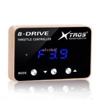 Potent Booster 6th 8 Drive Electronic Throttle Controller AK 567 Dedicated For Reiz Prado Crown FJ