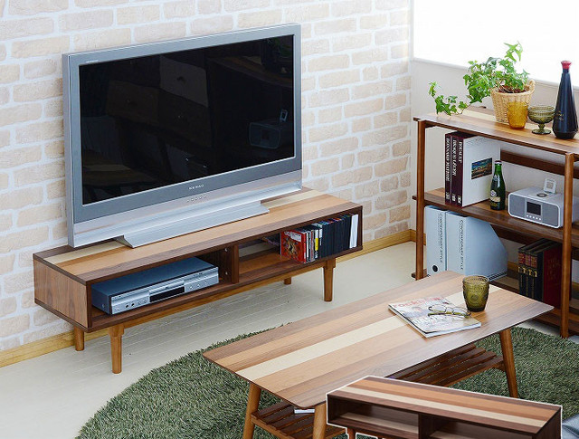 Modern Sideboard TV Cabinet Stand Living Room Furniture Wood Display Universal Long Industrial