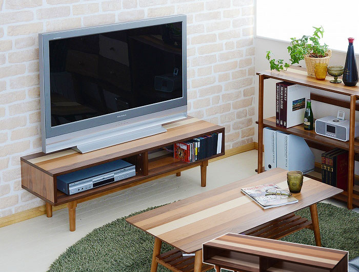 Modern Sideboard TV Cabinet Stand Living Room Furniture Wood TV Display Stand Universal Long Industrial TV Wooden Furniture