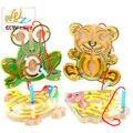 Envío libre laberinto magnética serie, laberinto juguetes educativos para la primera infancia, juegos de inteligencia pequeña pluma laberinto
