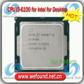 Оригинал для Intel Core i3 6100 Процессор 3.7 ГГц/3 МБ Кэш/Dual Core/Socket LGA 1151/Двойной Core/Desktop I3-6100 ПРОЦЕССОРА