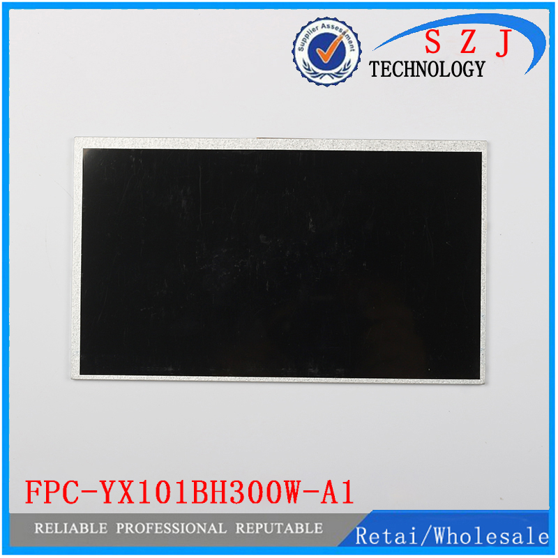 Original 10.1 inch Tablet PC LCD display FPC-YX101BH30DW-A1 LCD ScreenFPC-YX101BH300W-A1 Digitizer Replacement Free Shipping