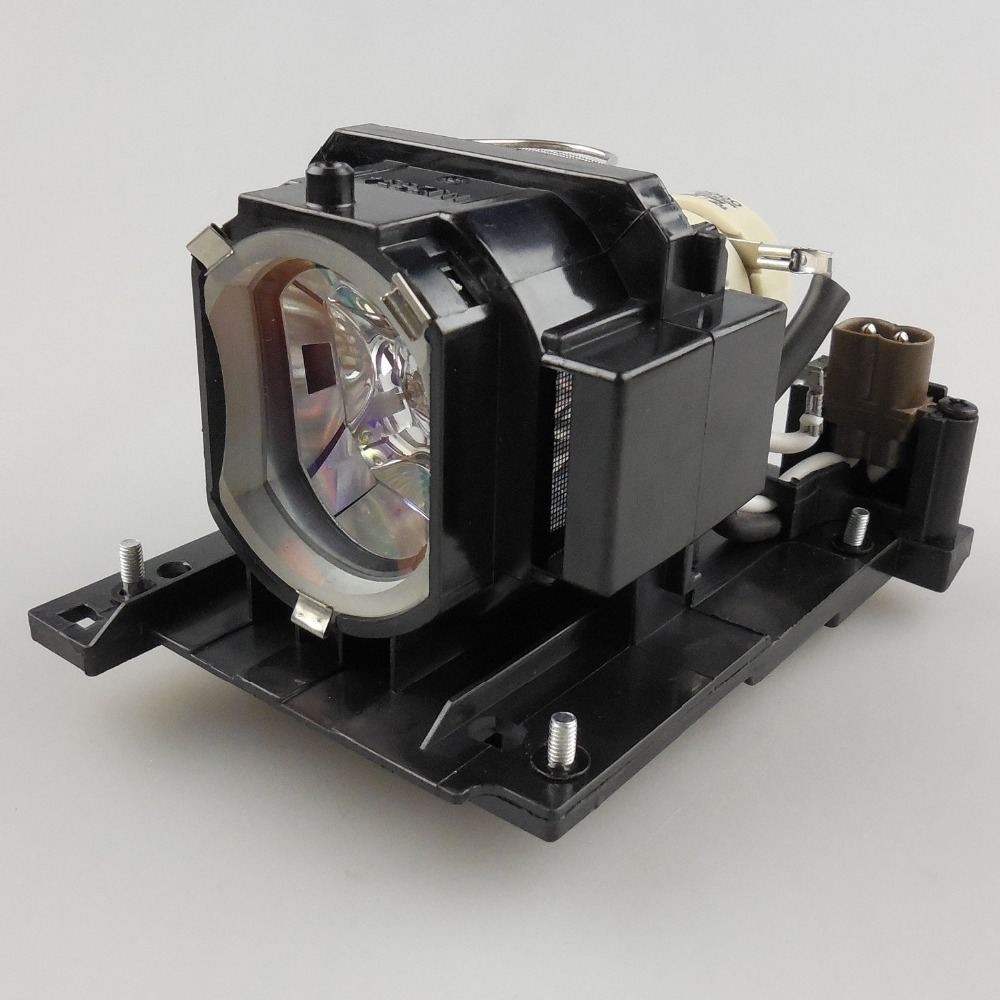DT01371  Replacement Projector Lamp with Housing  for  HITACHI CP-WX2515WN / CP-WX3015WN / CP-X2015WN / CP-X2515WN / CP-X3015WN dt01371 bare lamp for hitachi cp wx2515wn cp wx3015wn cp x2015wn projector