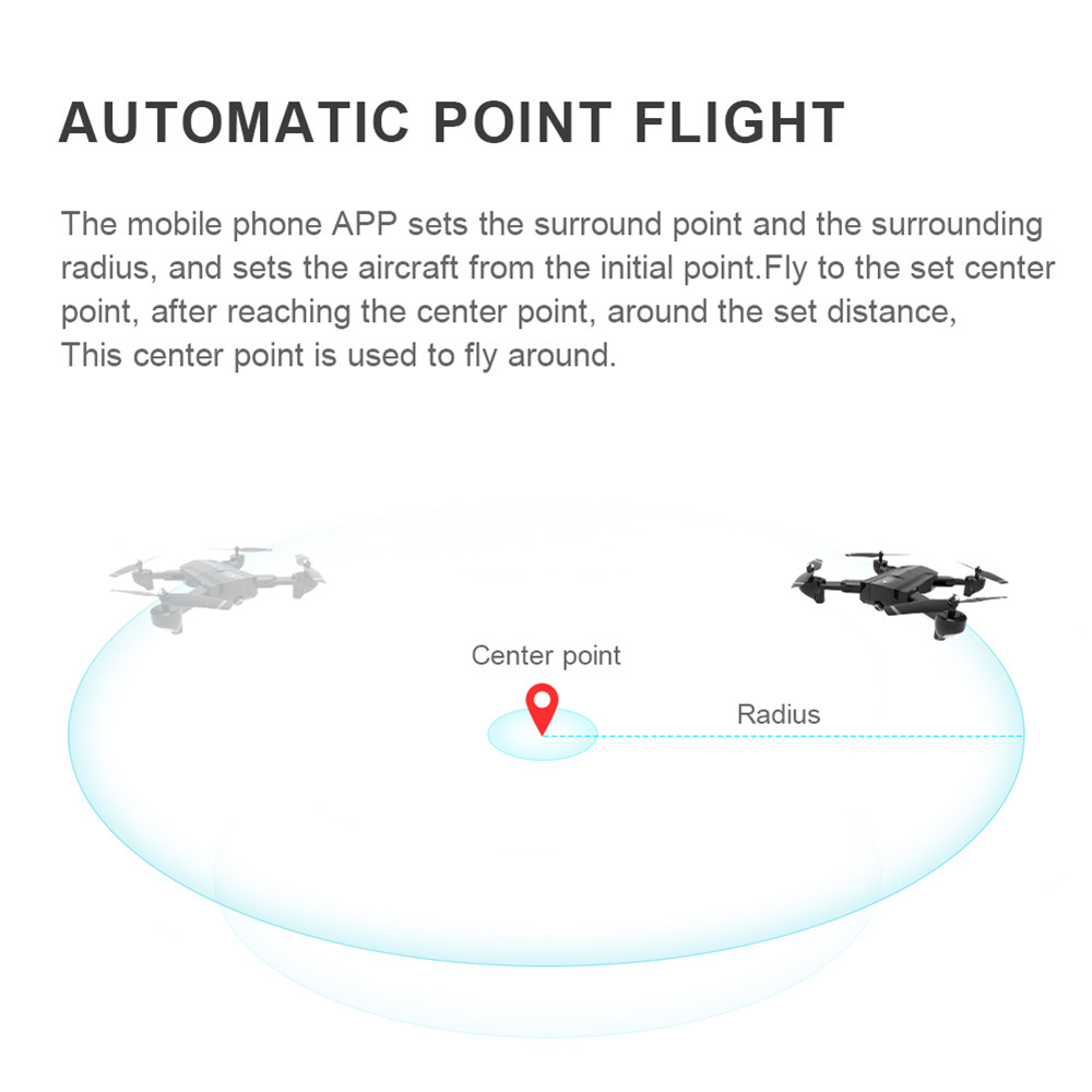 SG900-S GPS Drone with camera HD 1080P Professional FPV Wifi