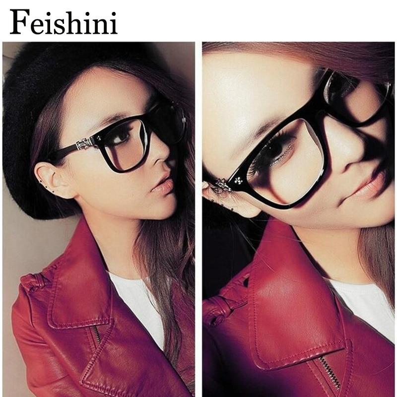 Square Eyeglasses Vintage 2018 Frames Men Fashion Steampunk Eye Glasses Eyewear Euramerican 87feishini In Quality Classic For Chrome Women Us12 TlK31cJF