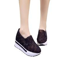 Новые женские сникерсы, осенняя мягкая удобная повседневная обувь, модная женская обувь на плоской подошве