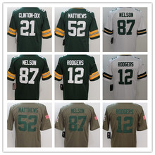 the best attitude 75233 773a4 Buy rodgers jerseys and get free shipping on AliExpress.com