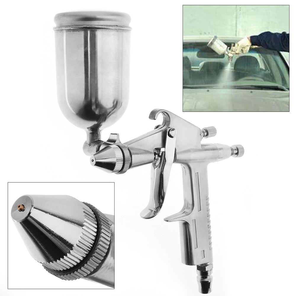 Professional Power Tool Spray Gun 0.5MM Nozzle K-3 Spray Gun Mini Air Paint Spray Gun Airbrush For Painting Car Aerograph