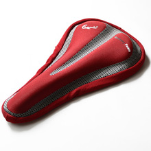 Thickened Soft Bicycle Saddle Cover Foam MTB Road Bike Seat Cushion 3D Gel Adult Children Comfortable Riding