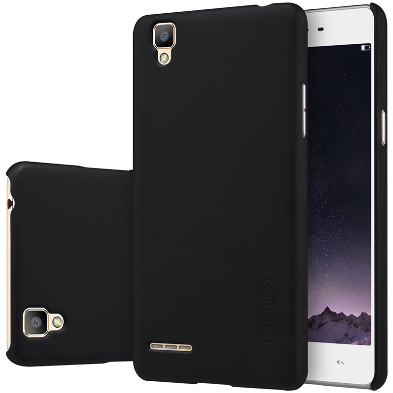 Oppo F1 A35 Case Nillkin Super Frosted Shield Back Cover Case For