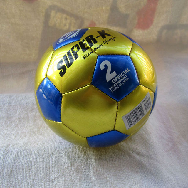 Free shipping super-k mini size 2 kids soccer ball/football/good quality soccer/free with 1pc ball pump+net+needle per order