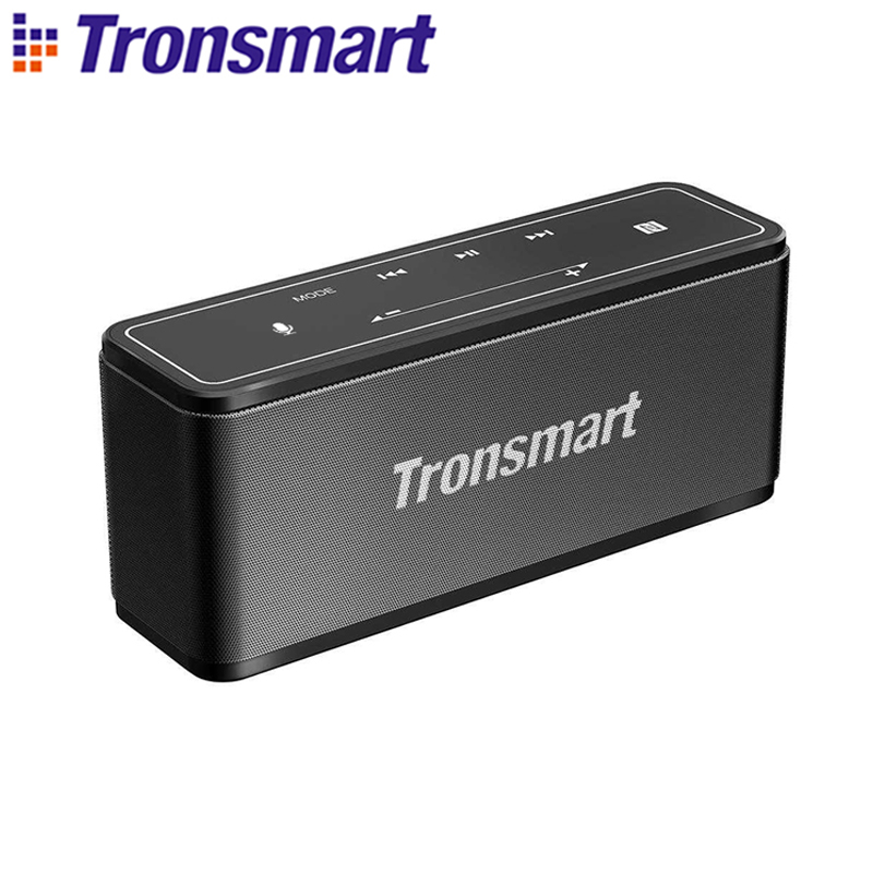 Tronsmart Mega 40W Soundbar Portable Speakers Música Alto-falantes Sem Fio Bluetooth Speaker com TWS, NFC, Assistente de Voz
