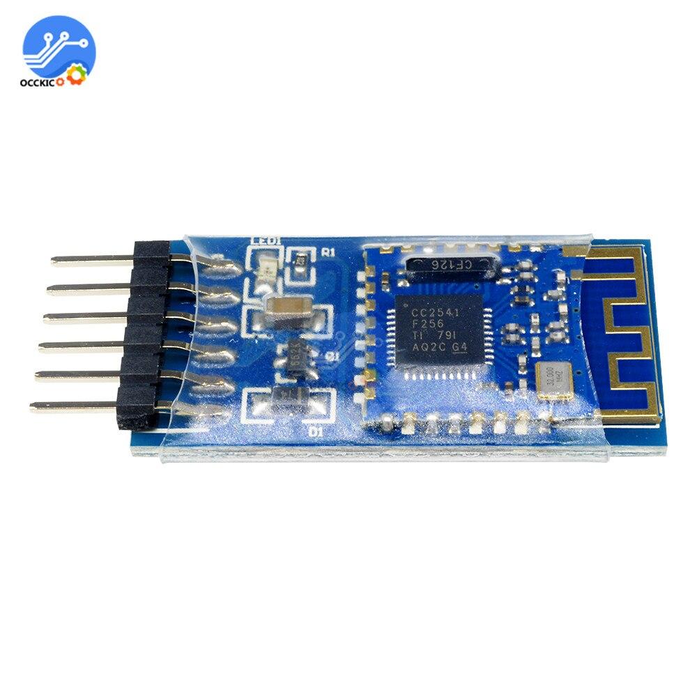 JDY-08 CC2541 Android IOS BLE 4.0 Bluetooth Module For Arduino CC2541 6Pin Serial Wireless Module Development Board