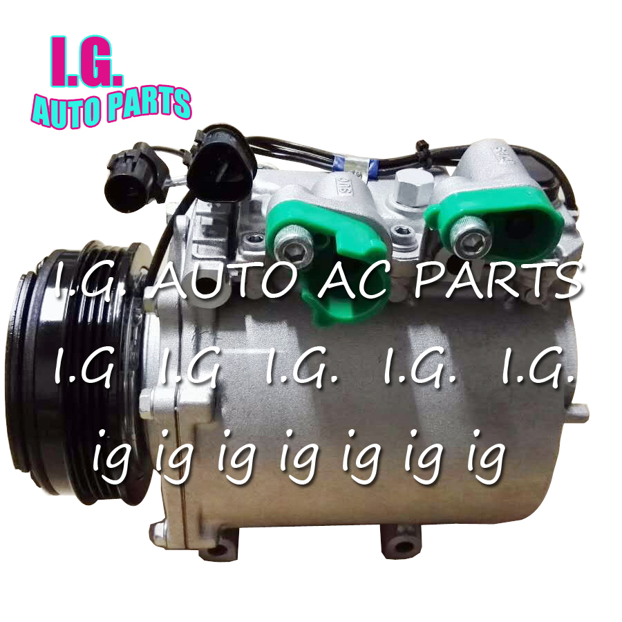 For Car Mitsubishi Delica / Starwagon L400 WA / Express WA / Delica Space Gear Gas AC Compressor MB958789 AKC200A601D