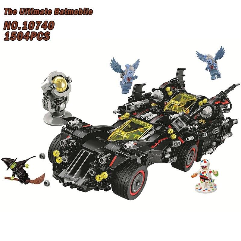 Film de Batman Arkham Asylum Super Méchants Robin Homme-Chauve-Souris Super Héros Jouets De Bloc Compatible Avec Legoings enfants cadeaux