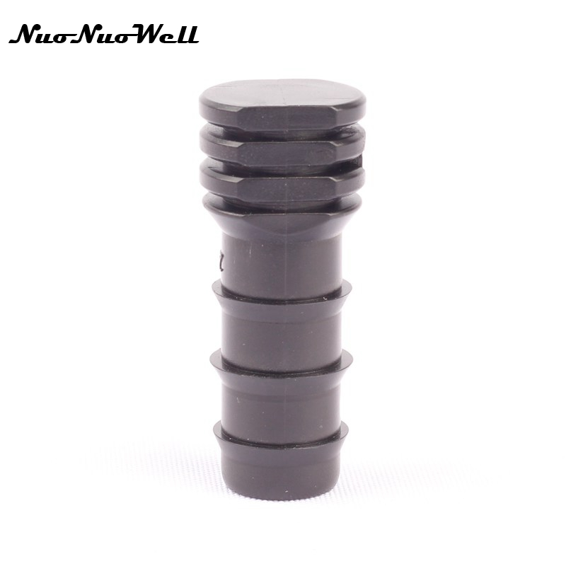 6pcs Nuonuowell 20mm Hose End Connectors Irrigation Pipe