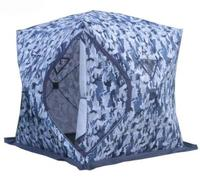 Large Space 2 3 People Ice Fishing Tent 300D Oxford Winter Tent Automatic Speed Tent Carbon fiber Auick Open Night Fishing Tent