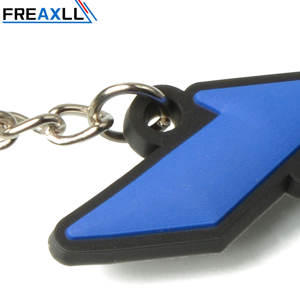 For Yamaha YZF R1 Blue 3D Soft Rubber Accessories Motorcycle Keychain Motorbike Key Ring Moto Key chain keyring in Decals Stickers from Automobiles Motorcycles