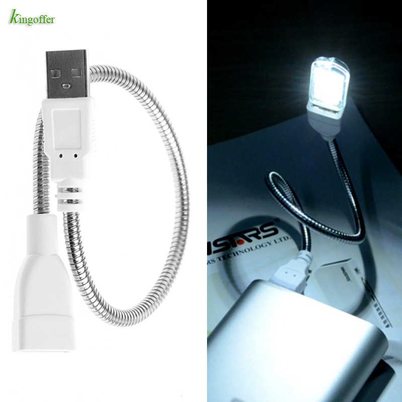Elastyczne elastyczna Metal USB 37CM przedłużacz na żeński przedłużacz moc ma zastosowanie przewód do lampka USB lampa i złącze USB