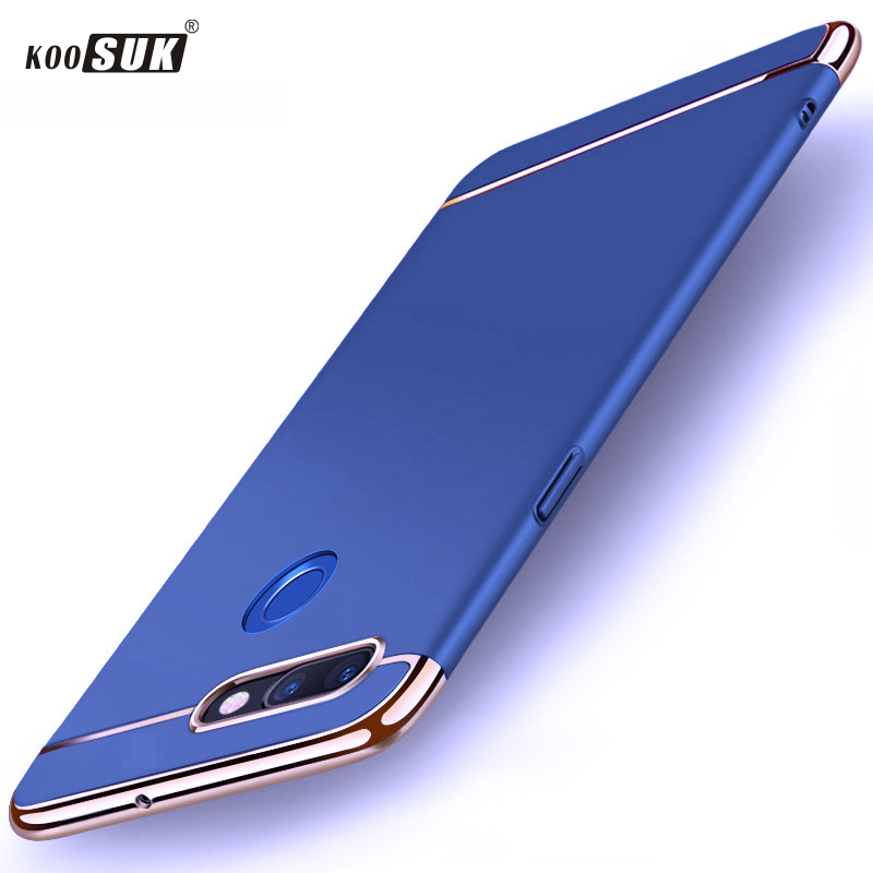 Huawei Nova 2 Case Huawei Nova2 Plus case KOOSUK 3 in 1 PC back cover for huawei nova 2i 2S Honor 9i mate 10 lite coque nova2i