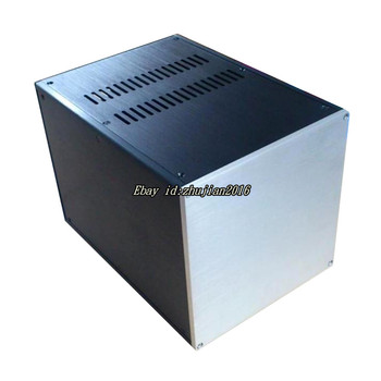 Number 1 (Increased version) Multi-purpose aluminum chassis Isolate the power box size 221.5*221.5*311mm