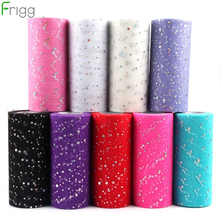 Frigg Sequin Fabric Table Runner Tulle Tutu Wedding Party Table Runner Roll Gold Pink Organza Bling Tables Runners Home Decor