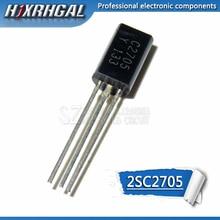 40 PCS 20 pair A1145 2SA1145 e C2705 2SC2705 TO 92 nuovo ed originale HJXRHGAL