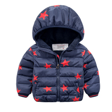Дети с кашемир пальто куртка 2016 куртка с капюшоном зима новый мальчик все-матч с капюшоном хлопок