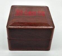 2018 Университет Клемсона национальное кольцо и коробка дисплея коллаж школьное кольцо