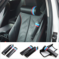 New Style /// M Esportes Cintos & Estofamento Do Assento de Carro De fibra de Carbono cinto de couro da luva do ombro para BMW X1 X3 X5 X6 Série 5 7 Series