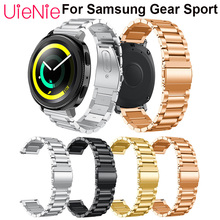 20mm Stainless Steel Watch Bands For Samsung Galaxy 42mm Bracelet Strap for Samsung Gear S2 Classic/Frontier Sport Band 20mm stainless steel watchband for moto 360 2 gen 42mm 2015 samsung gear s2 classic r732