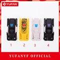 YUFANYF White Black Pen drive Cartoon Deform Animal Robot Cheetah Model USB flash drive memory stick 8GB 16GB 32GB flash drive