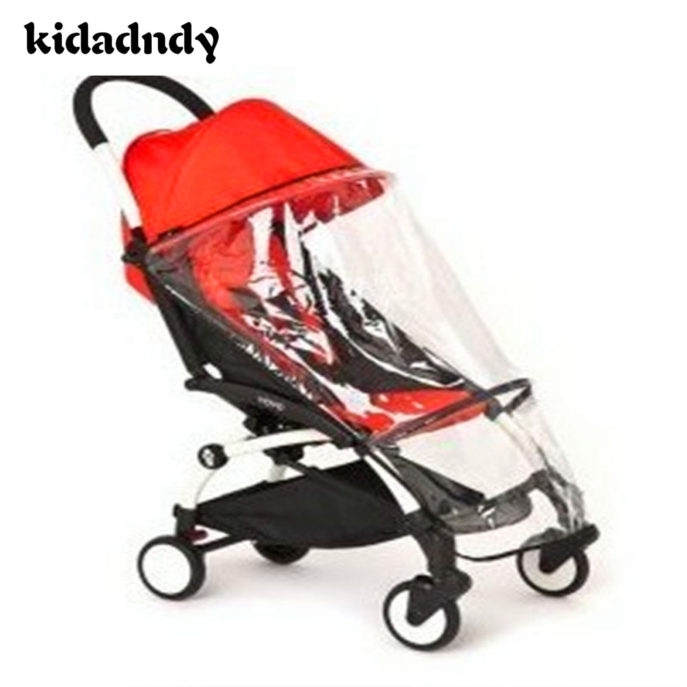 10 Pieces/Lot Pram baby stroller Rain Cover waterproof wind dust shelter Umbrella Car Buggies Four-Wheeled Cart KSZQ207LL