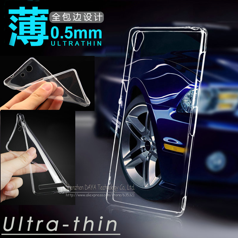 Ultra Clear Crystal Transparent...