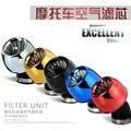 45mm 48mm filtro de aire de la motocicleta atv scooter pit bike filtro aire para harley honda yamaha kawasaki suzuki atv