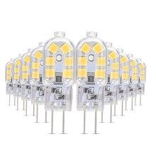 Ywxlight 10/пакеты Новый мини G4 светодиодные лампы 3 Вт супер яркий 12 В 220 В Bombillas led заменить галогенная лампа LED Ампуле Maison
