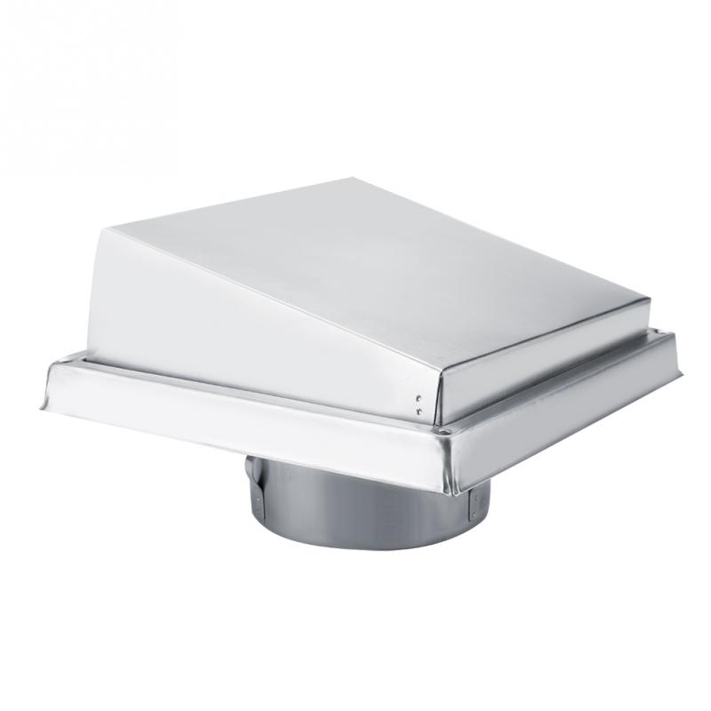 100mm Air Vent Duct Grill Stainless