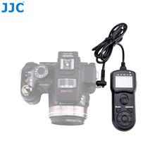 JJC Camera Multi Function Wired Timer Remote Control Shutter Release Cable Cord for PANASONIC DMC G5/DMC G7/DMC G1/DIGILUX 2