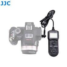 JJC Camera wielu funkcja przewodowego zdalnego sterowania czasowego zwolnienie migawki kabel dla PANASONIC DMC G5/DMC G7/DMC G1/DIGILUX 2