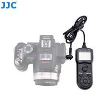 JJC كاميرا متعددة وظيفة السلكية الموقت مغلاق لجهاز التحكم عن بعد الإصدار وصلة كابل لباناسونيك DMC G5/DMC G7/DMC G1/DIGILUX 2
