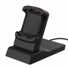 Charging Stand Accessories Charging Dock Station Cradle Holder for Fitbit Versa smartwatch