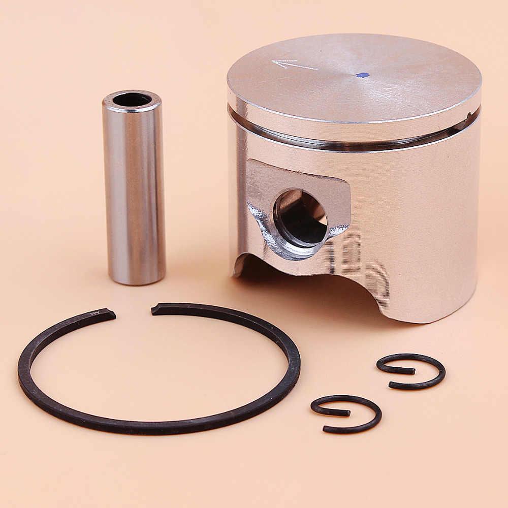 42 мм поршневой палец кольцо комплект для HUSQVARNA 340 345 345e 346 346XP & 346 EPA 503907371 бензопила Запчасти
