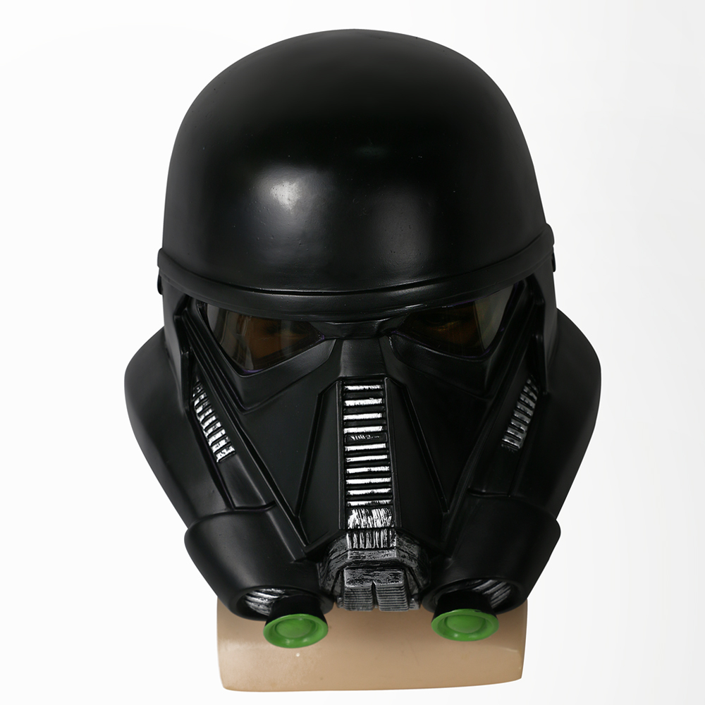 Cosplay Star Wars  Death Trooper Helmet Mask Classic Force Awakens Rubies Deluxe Helmet Halloween Party