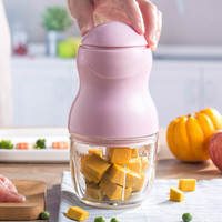 Liquidificadores máquina de comida para Bebé bebê minicomputador com para pequenas e multi função.|Liquidificadores| |  -