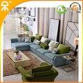 ( 1 + 3 assento assento assento no braço 2 ) azul moderno de sofá sofá capa # CE-K607