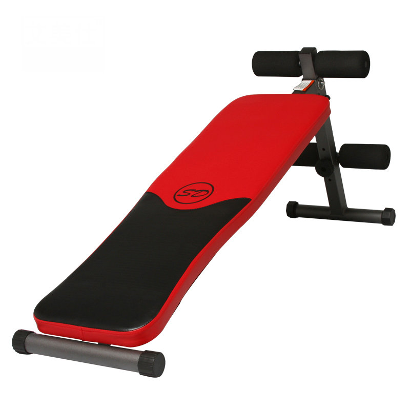 AIMEISHI Universal Decline Bench, foldable Ab Bench, adjust height sit up bench